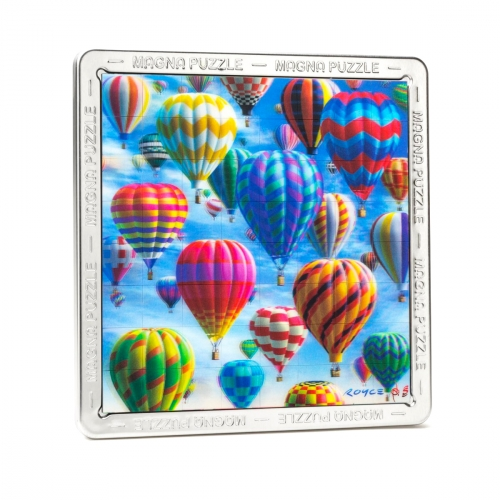 3D-пазл Воздушные шары 21157