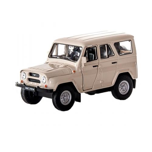 Коллекционная модель машины УАЗ 31514 1:34-39 42380