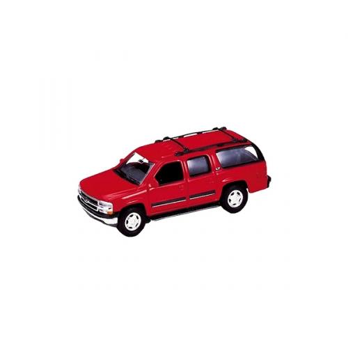 Коллекционная модель машины 2001 Chevrolet Suburban 1:34-39 42312