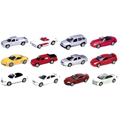 Коллекционная модель машины 1:60, в ассортименте 52020B