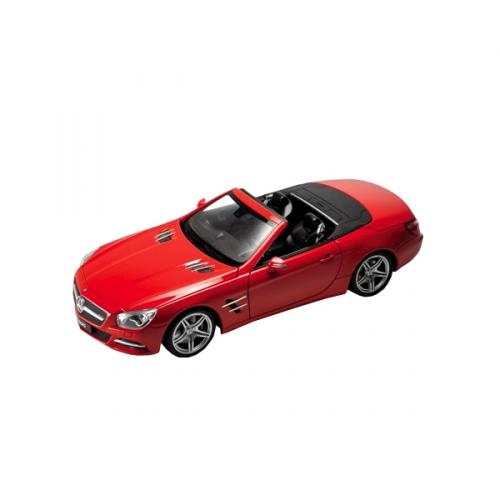 Коллекционная модель машины Mercedes-Benz SL500 1:24 24041