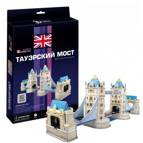 3D-пазл Таэурский мост C702h