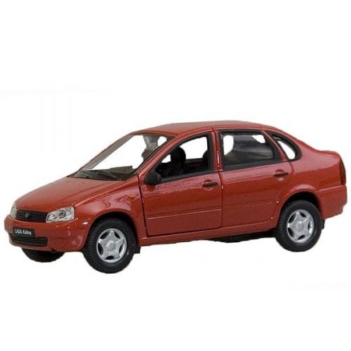 Коллекционная модель машины Lada Kalina 1:34-39 42383