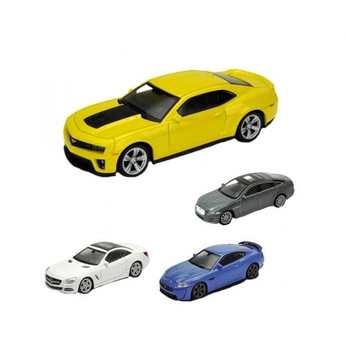 Коллекционная модель Винтажная машина 1:34-39, 8 моделей в ассортименте 44000A