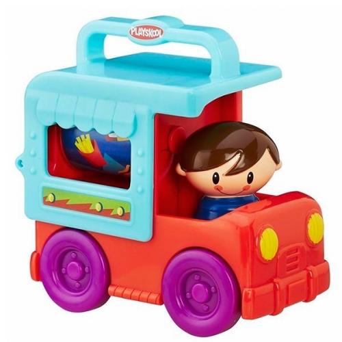 Развивающая игрушка Сложи и кати, возьми с собой B4533