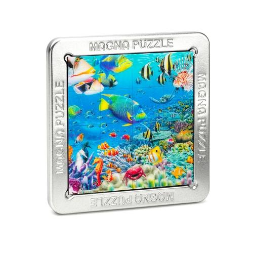 3D-пазл Тропические рыбки 21027