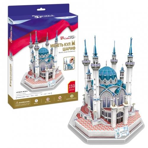 3D-пазл Мечеть Кул Шариф MC201h