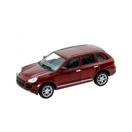 Коллекционная модель машины Porsche Cayenne Turbo 1:34-39 42348