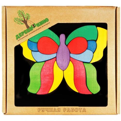 Головоломка на магнитной доске Бабочка лайф 101