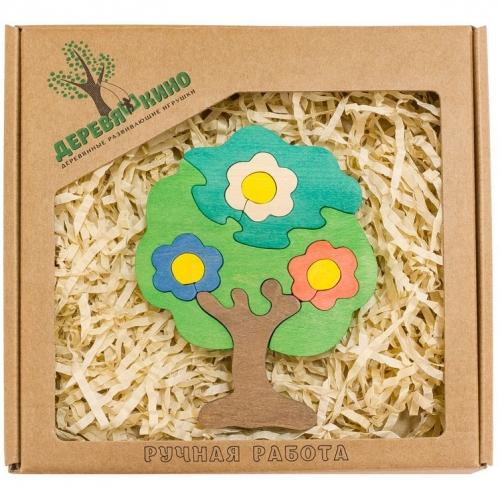 Развивающая игрушка Дерево в цветах 582