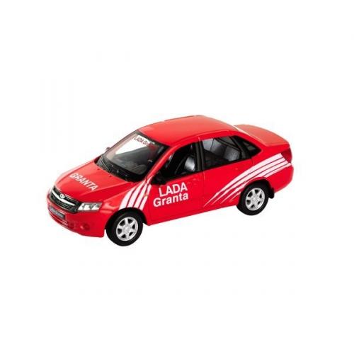 Коллекционная модель машины Lada Granta. Rally 1:34-39 43657RY