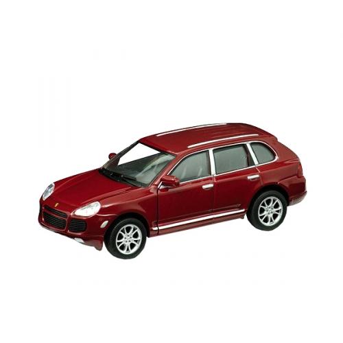 Коллекционная модель машины Porsche Cayenne Turbo 1:31 39871