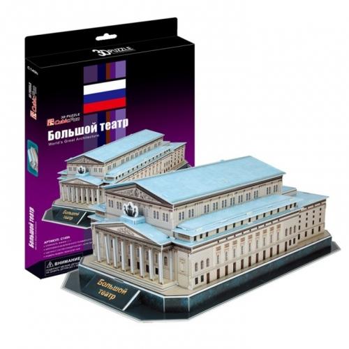3D-пазл Большой театр C149h