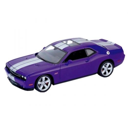 Коллекционная модель машины Dodge Challenger SRT 1:24 24049