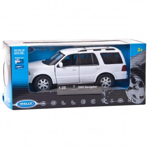 Коллекционная модель машины 2005 Ford Lincoln Navigator 1:35 39883