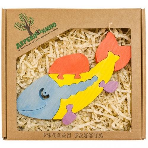Развивающая игрушка Рыба 585