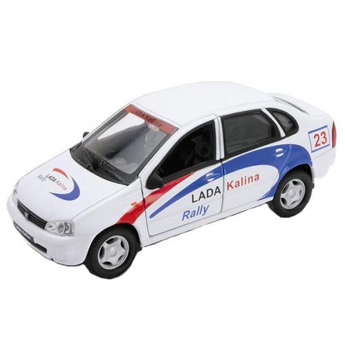 Коллекционная модель машины Lada Kalina. Rally 1:34-39 42383RY