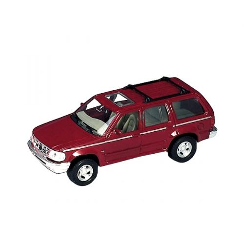 Коллекционная модель машины Ford Explorer 1:34-39 49744