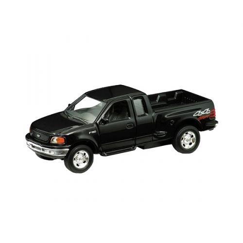 Коллекционная модель машины 1999 Ford F-150 Flareside Supercab Pick Up 1:37 39876