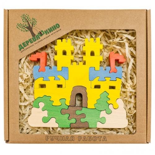 Развивающая игрушка Замок с башнями 564
