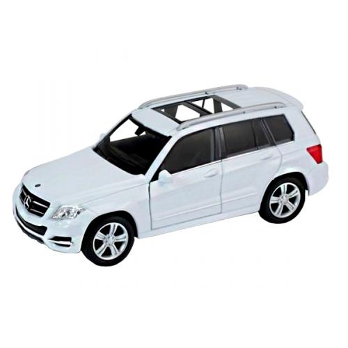Коллекционная модель машины Mercedes-Benz GLK 1:34-39 43684