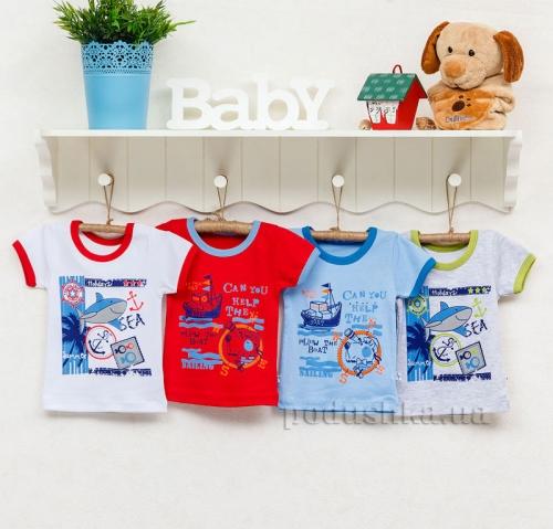 546-1006 футболка для мальчика