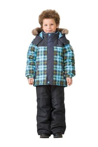 Комплект зимний: куртка и брюки