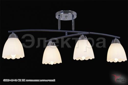 62213-6.3-04 CR BK светильник потолочный