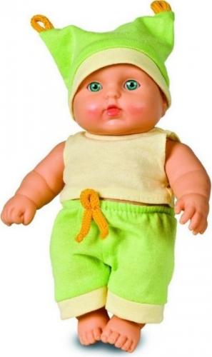 Кукла Карапуз 2 мальч. Весна,нов упак, 20 см.