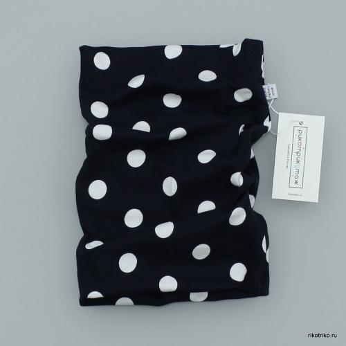 Повязка-шарф (снуд)
